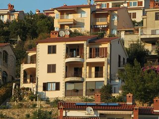 Two bedroom apartment Rabac (Labin) (A-7441-a)