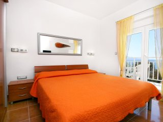 One bedroom apartment Zaostrog, Makarska (A-2816-d)