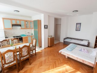 Studio flat Turanj, Biograd (AS-6445-b)