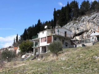 Three bedroom house Podaspilje, Omis (K-7578)
