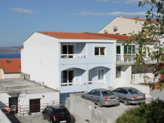 One bedroom apartment Baska Voda, Makarska (A-6872-a)