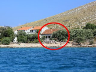 Two bedroom house Suha Punta, Kornati (K-8168)