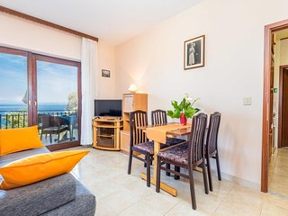 One bedroom apartment Kraj, Opatija (A-7724-b)