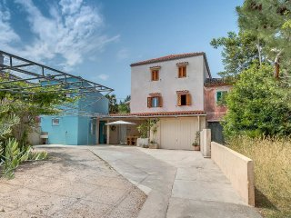 Studio flat Nerezine, Losinj (AS-8049-b)