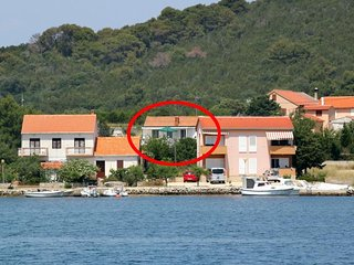 Two bedroom apartment Verunic, Dugi otok (A-8104-a)