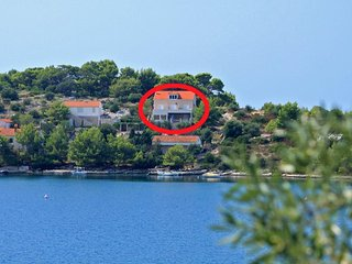 One bedroom apartment Skrivena Luka (Lastovo) (A-8280-a)