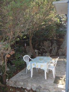 Terrace 2, Surface: 10 m²