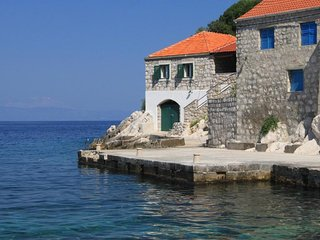 Three bedroom house Lucica, Lastovo (K-8348)