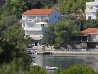 Studio flat Pasadur (Lastovo) (AS-8351-a)