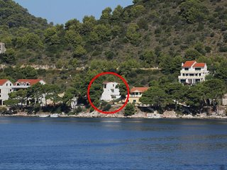 Two bedroom apartment Pasadur, Lastovo (A-8388-a)