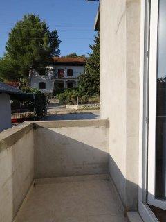 Balcony 1, Surface: 3 m²