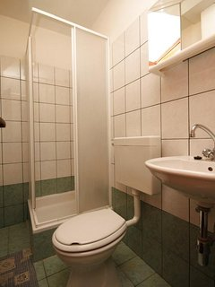 Bathroom 3, Surface: 3 m²