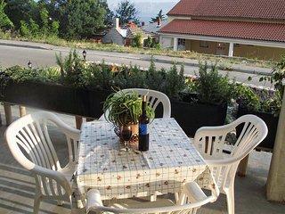 Novi Vinodolski Apartment Sleeps 6 with Pool Air Con and WiFi - 5464388