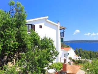 Two bedroom apartment Zavala (Hvar) (A-8784-c)