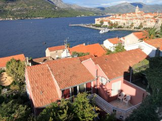 One bedroom apartment Korcula (A-9160-a)