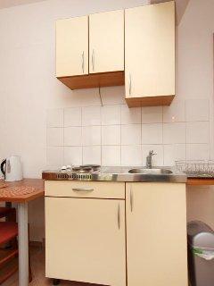 Kitchen, Surface: 1 m²