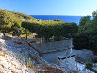 One bedroom house Rasohatica, Korcula (K-9233)