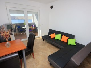 One bedroom apartment Vlašići, Pag (A-9385-d)