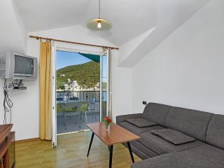 One bedroom apartment Pokrivenik, Hvar (A-2073-g)