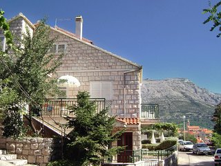 Two bedroom apartment Korcula (A-5606-b)