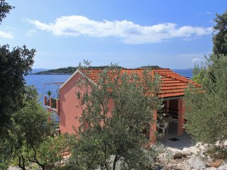 Three bedroom apartment Gršćica (Korčula) (A-9228-a)