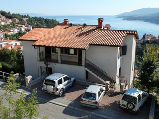 Two bedroom apartment Rabac (Labin) (A-9653-c)