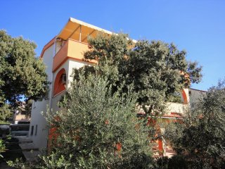 One bedroom apartment Mandre (Pag) (A-9354-a)