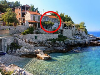 One bedroom apartment Cove Danca - Babina (Korcula) (A-9322-a)