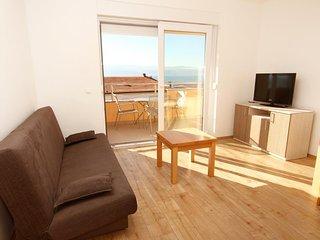 One bedroom apartment Duće (Omiš) (A-9437-f)