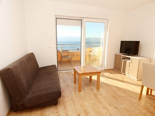 One bedroom apartment Duće (Omiš) (A-9437-i)