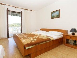 One bedroom apartment Lumbarda, Korčula (A-4446-b)