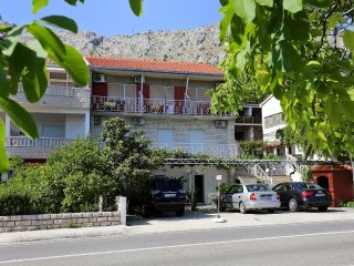 One bedroom apartment Duće (Omiš) (A-10304-a)