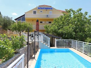 Two bedroom apartment Ston, Peljesac (A-10208-a)
