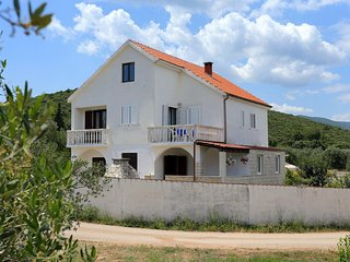 Two bedroom apartment Drace, Peljesac (A-10126-a)