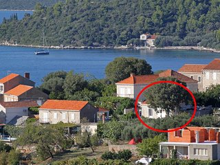 One bedroom apartment Lumbarda (Korcula) (A-9474-a)