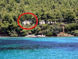 One bedroom apartment Zuljana, Peljesac (A-10233-a)