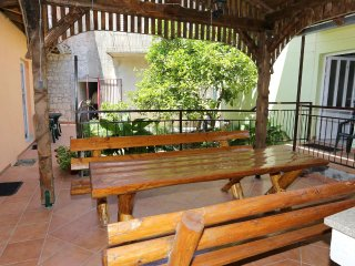 Trpanj Apartment Sleeps 4 with Air Con and WiFi - 5469760