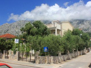 Two bedroom apartment Orebic (Peljesac) (A-10085-a)