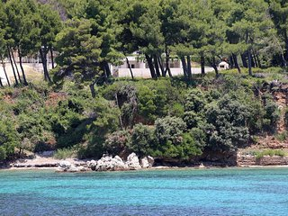 Two bedroom apartment Zuljana, Peljesac (A-10207-a)