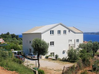One bedroom apartment Kuciste - Perna (Peljesac) (A-10161-d)