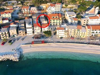 One bedroom apartment Drasnice, Makarska (A-10359-a)
