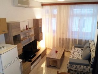 Two bedroom apartment Drašnice, Makarska (A-10359-b)