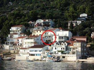One bedroom apartment Brist (Makarska) (A-11078-c)