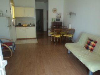 One bedroom apartment Brist, Makarska (A-11078-b)