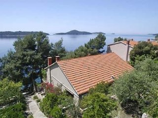 Two bedroom apartment Prizba (Korcula) (A-11069-a)