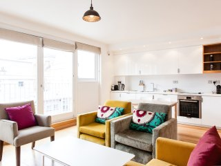 2-Bedroom/Two-Bathroom Serviced Apartment,Holborn