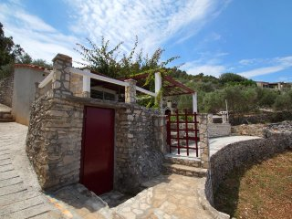 Two bedroom house Stiniva, Korčula (K-11389)