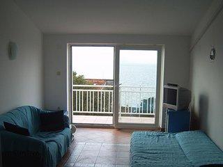 One bedroom apartment Dramalj, Crikvenica (A-9672-b)