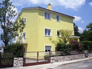 One bedroom apartment Selce (Crikvenica) (A-11527-b)