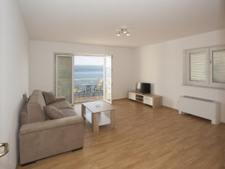 One bedroom apartment Zavode, Omiš (A-11786-b)